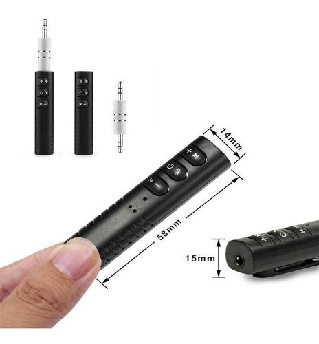 receptor audio auxiliar bluetooth audifonos