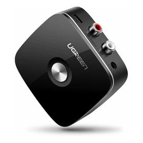Receptor Áudio Bluetooth 5.0 Aptx Adaptador Aux E Rca Ugreen