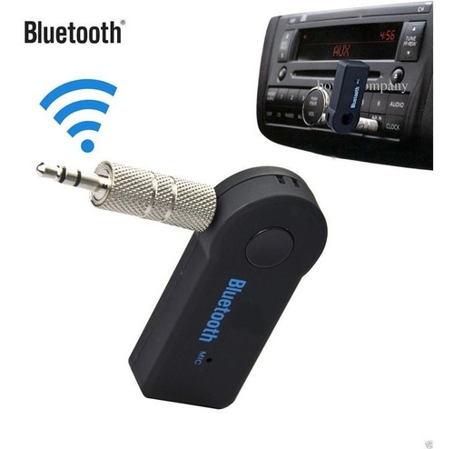 receptor audio bluetooth manoslibres 2en1 3,5mm nuevos