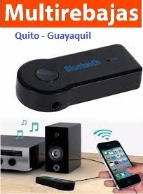 receptor audio bluetooth usb pc tablet telefono