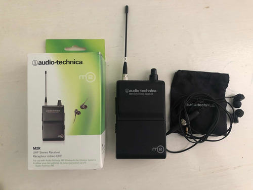 receptor audio-technica m2r