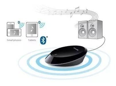 receptor áudio tp-link bluetooth music receiver ha100 oferta