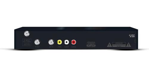 receptor banda c elsys analógico e digital duomax sd