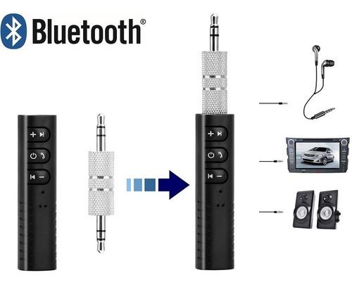 receptor bluetooth 3.5 mm 3 en 1 con manos libres integrado