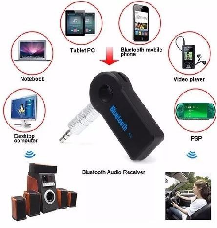 receptor bluetooth adaptador para autos y equipo de sonido