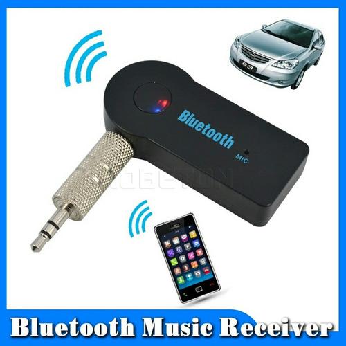 receptor bluetooth carro, manos libres 3,5mm