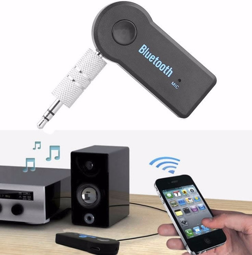 receptor bluetooth inalambrico dl-link 3.5 mm android iphone
