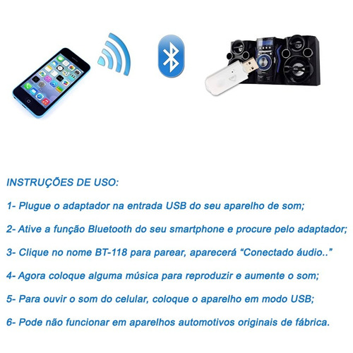 receptor bluetooth p receiver pioneer mvh mixtrax usb media