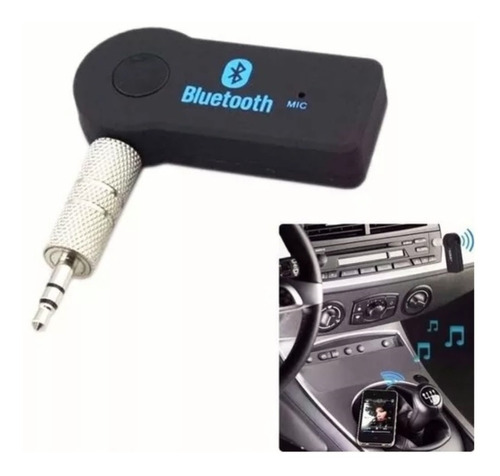 receptor bluetooth p2 auxilar carro som áudio android música