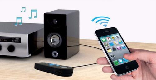 receptor bluetooth para el auto, adaptador de música