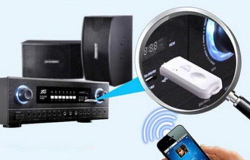 receptor bluetooth para radios y equipos musica / forselling