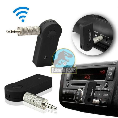 receptor bluetooth soporta llamadas con microfono autoradio