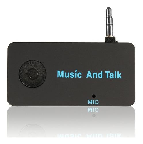 receptor bluetooth universal celular parlante 3.5mm audífono