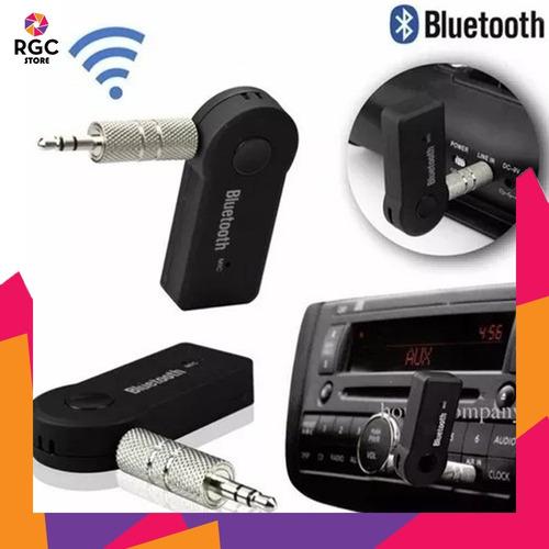 receptor bluetooth usb auto micrófono manos libres parlantes