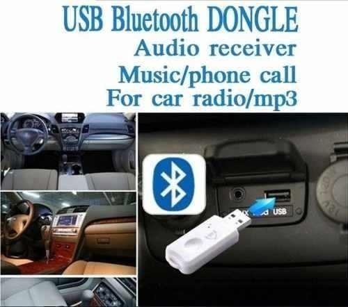 receptor bluetooth usb para auto radio equipo de sonido