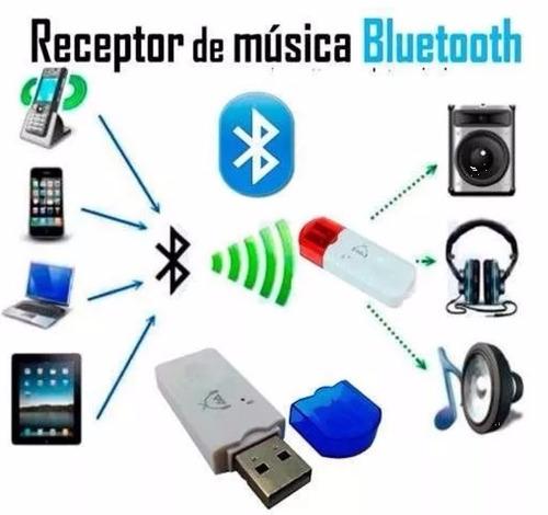 receptor bluetooth usb para estereos que no tienen bluetooth