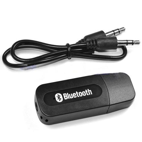 receptor bluetooth usb para p2 saída auxiliar - 8 unidades