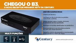 receptor century midiabox   b3 sathd regional