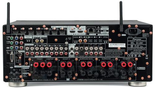 receptor cine en casa de 9.2 canales sc-lx801 pioneer