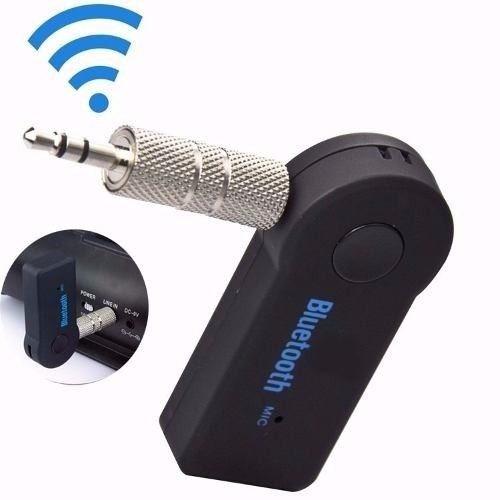 receptor conector bluetooth usb para p2 saída auxiliar aúdio