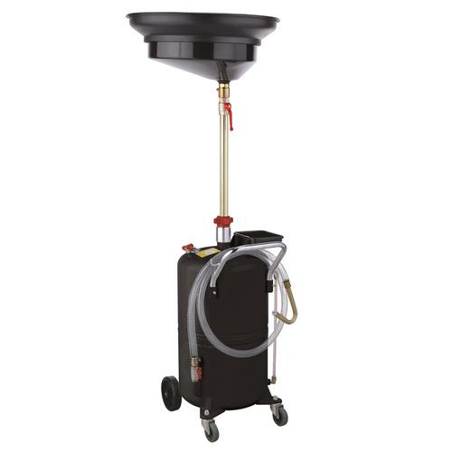 receptor de aceite por gravedad de 90 litros urrea