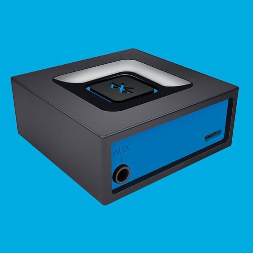 receptor de audio bluetooth logitech revivi tu equipo musica