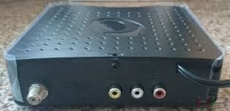 receptor  de satélite/ century nano box