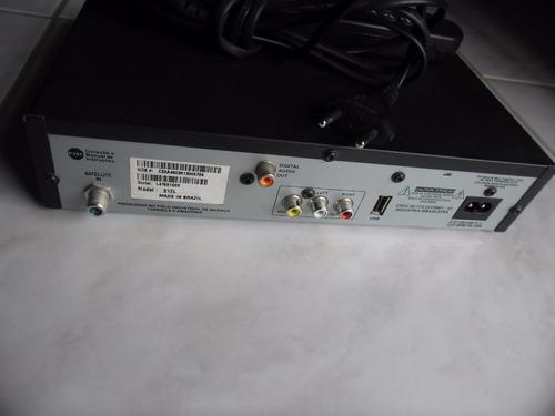 receptor de tv parabolica receiver tompson canais abertos