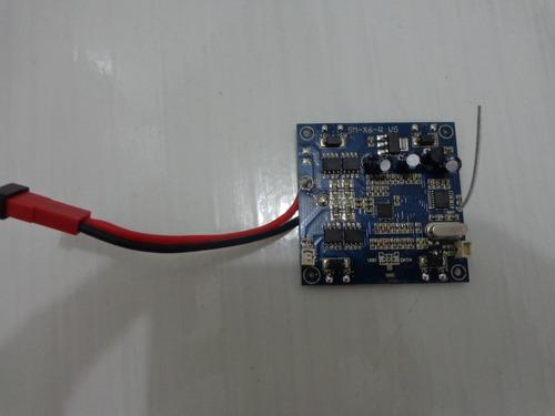 receptor do drone s9  candide produto novo e original