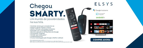 receptor elsys smarty box tv streaming via internet netflix