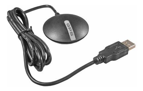 receptor gps globalsat bu-353 usb gps p/ laptop tablet fn4
