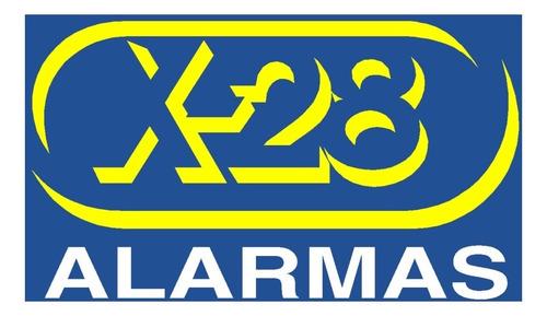 receptor inalambrico control remoto alarma x28 mpi beepr