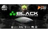 receptor iptv android black,con cuenta megaplay incluid