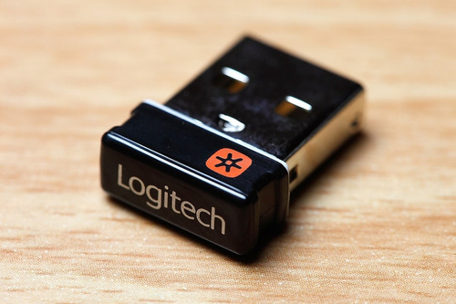 receptor logitech unifyng p/tecl y mouse usb