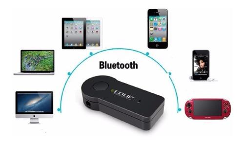 receptor manos libres bluetooth v 3.0 stéreo av 3.5mm edup