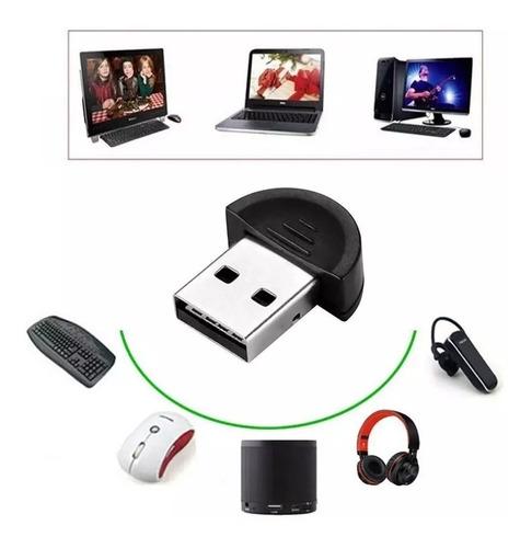 receptor mini bluetooth  pc adaptador laptop usb