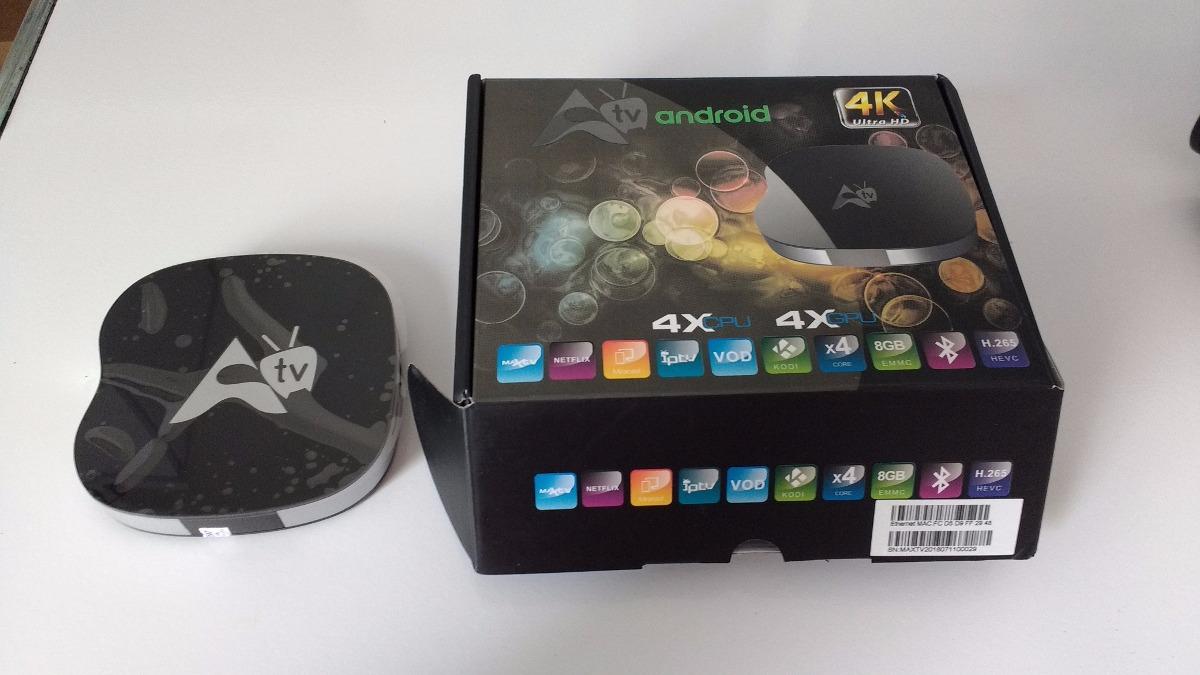 Resultado de imagem para ATV ANDROID 4K
