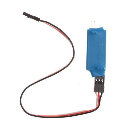 receptor rc monocanal interruptor controlado coche luces