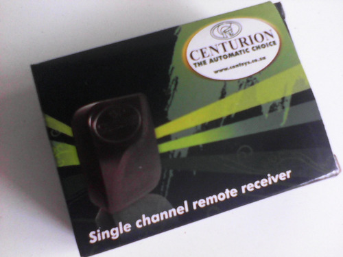 receptor rx nova 1 para sistemas de control remoto