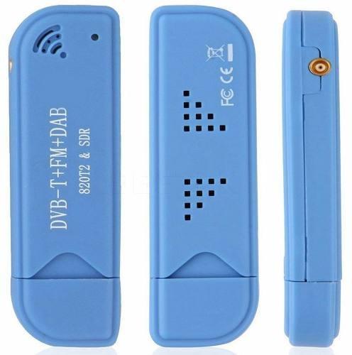 receptor sdr chip rtl2832u r820t2 radioescucha 25mhz a 2ghz