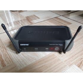 Receptor Shure Pgx4 Frequência 644/662 Mhz L5