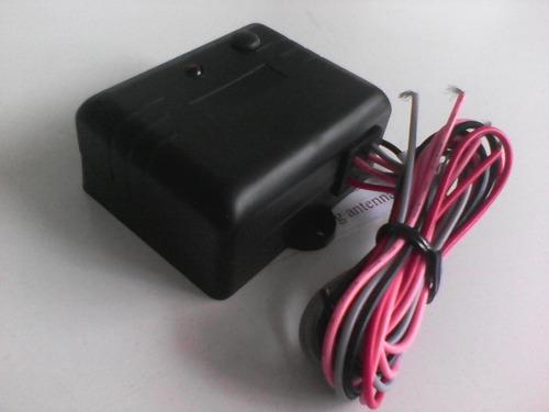 receptor silver rx para sistemas de control remoto
