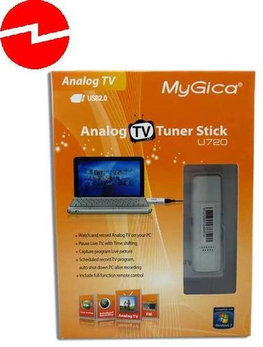 receptor sintonizador tv analoga usb + radio fm, windows