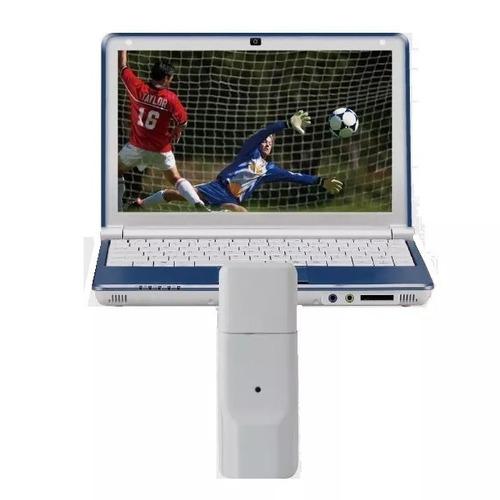 receptor sintonizador tv digital pc notebook netbook