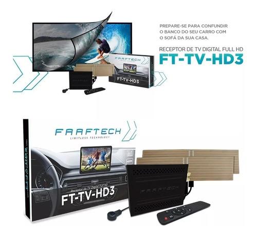 receptor sintonizador tv full hd leitor usb hdmi faaftech