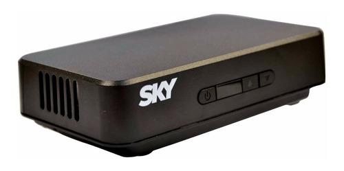receptor sky pré pago flex sd