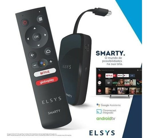 receptor smarty elsys tv box smart android netflix youtube