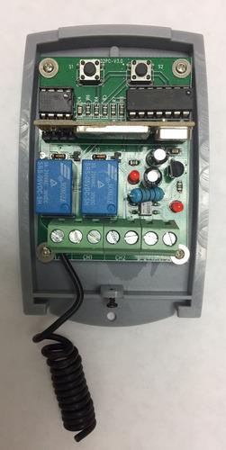receptor sofys- 1 canal - compatible con todos los controles