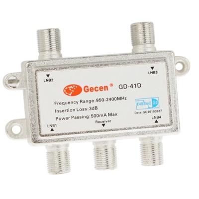 receptor tv buscador satelite 22 khz tone multi interruptor
