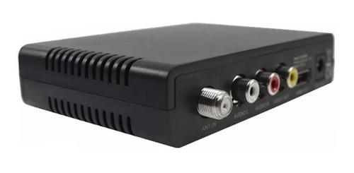 receptor tv digital abierta tda hd usb hdmi luxell tda1000